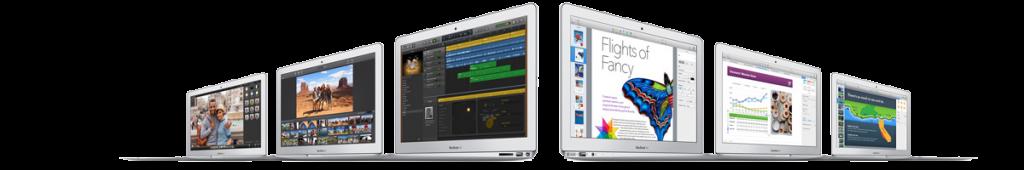 Настройка и ремонт MacBook(Макбуков)